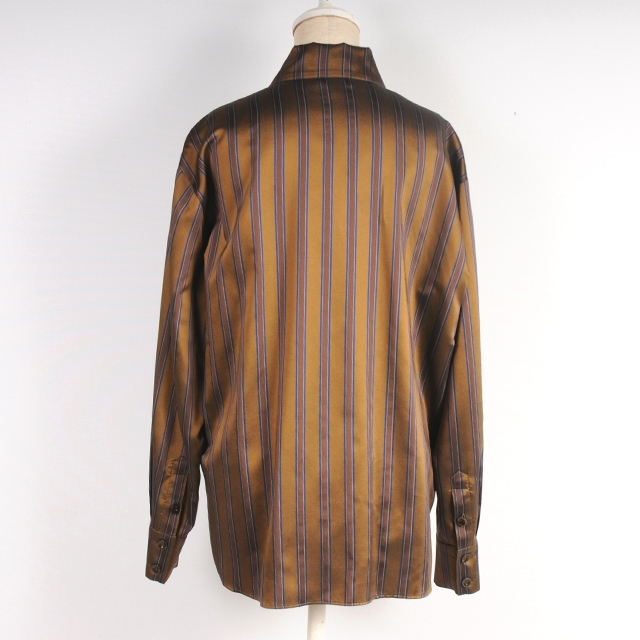 hs18AW-IR01 BASIC SHIRT-STRIPE
