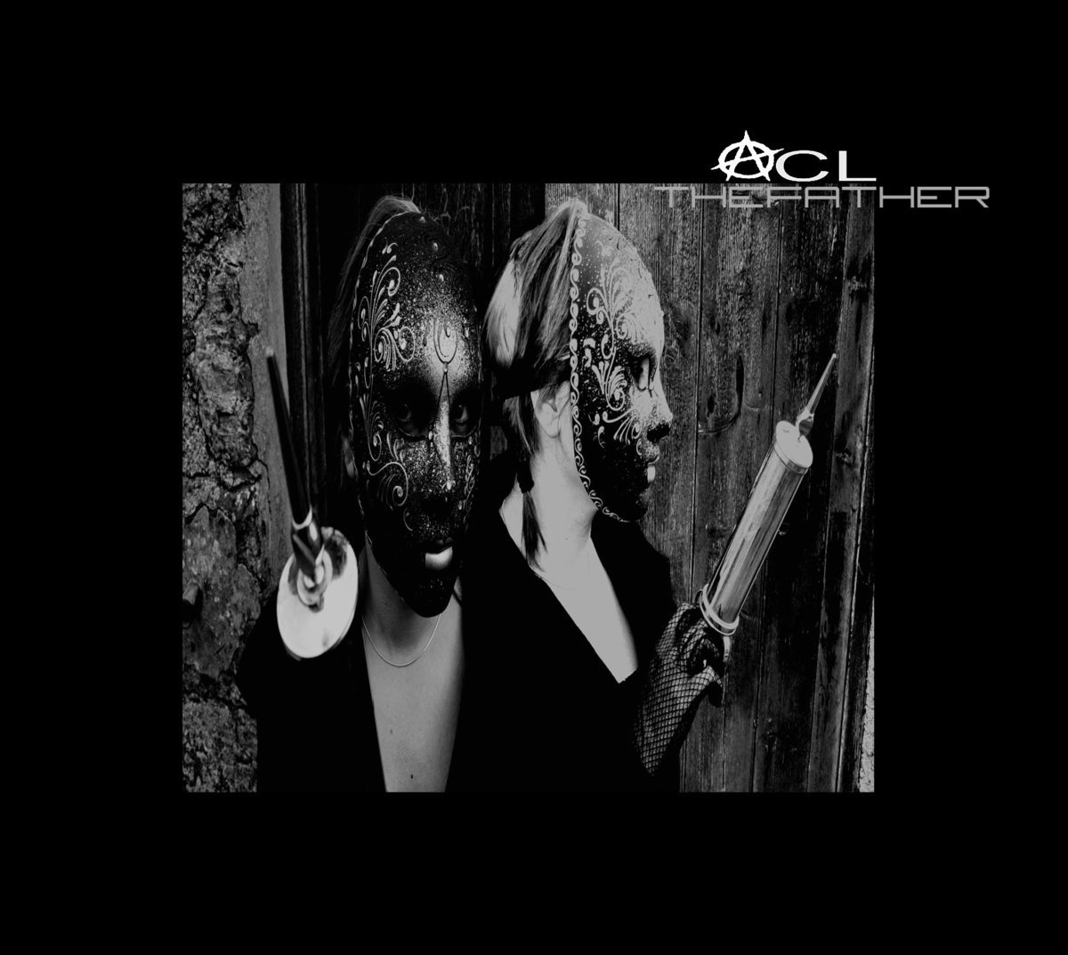 ANTIchildLEAGUE ‎- The Father  CD - 画像1