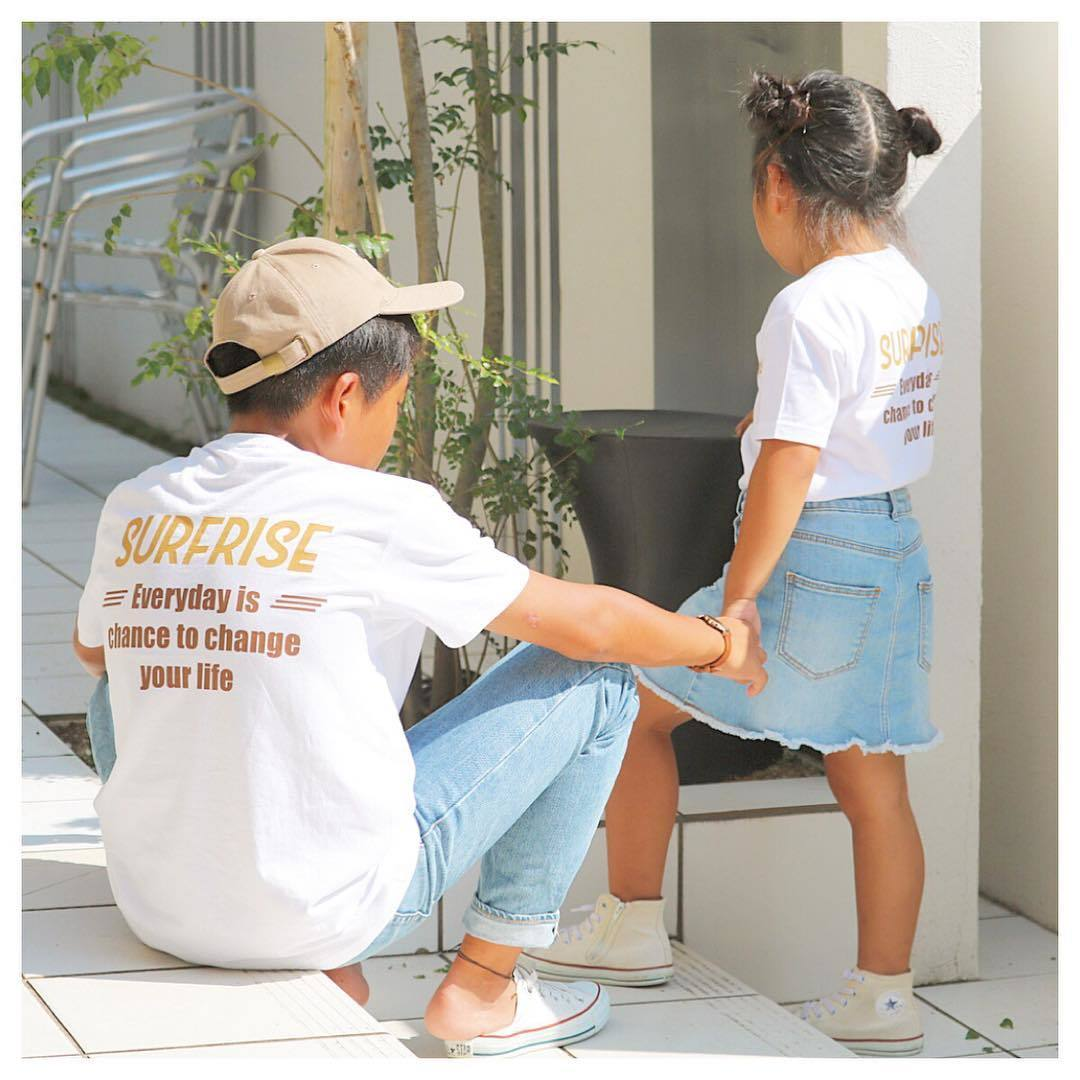★Kids★ EVERYDAY Tee - White