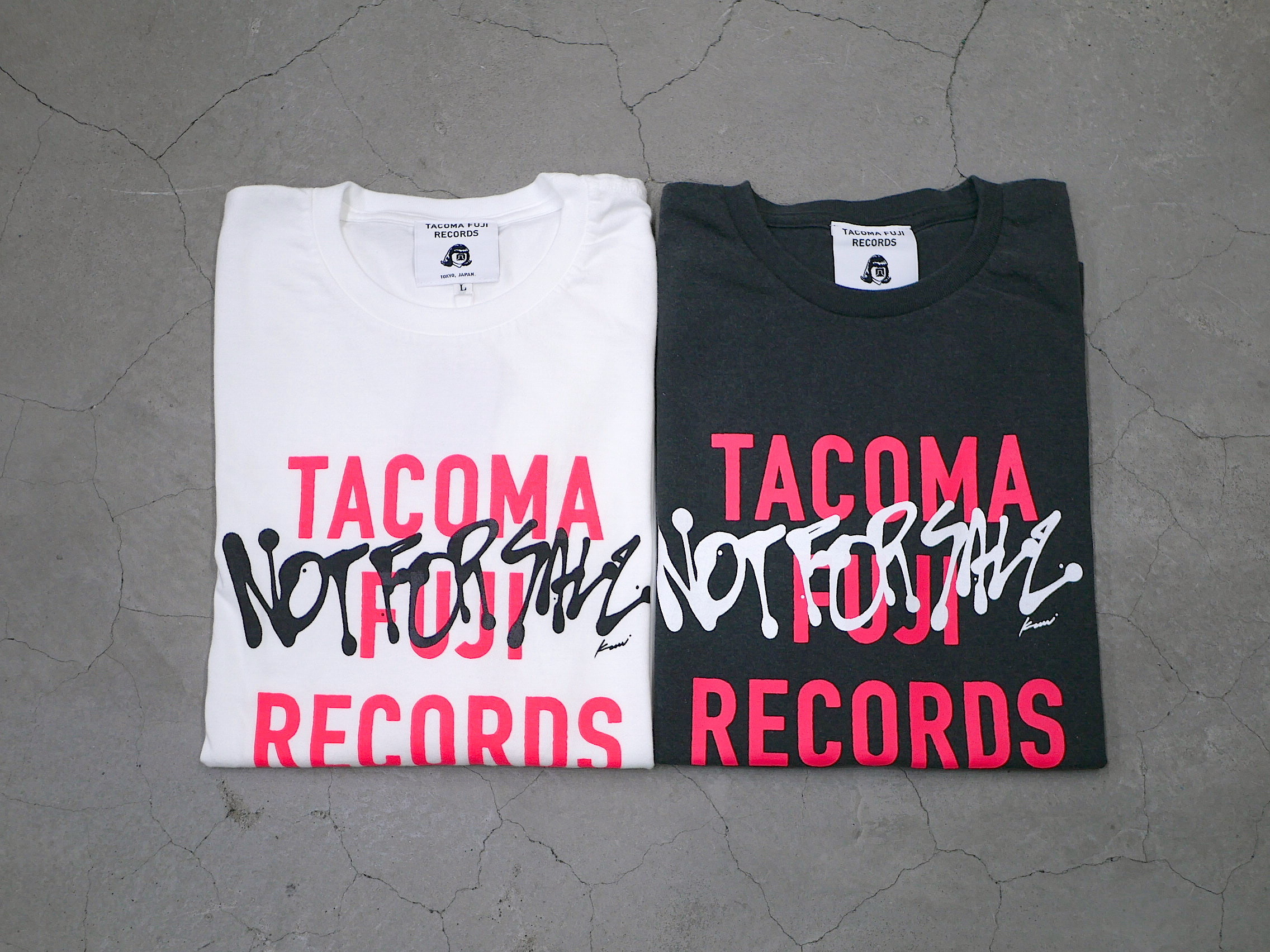 U.H×TACOMAFUJI /  TEE(NOT FOR SALE)