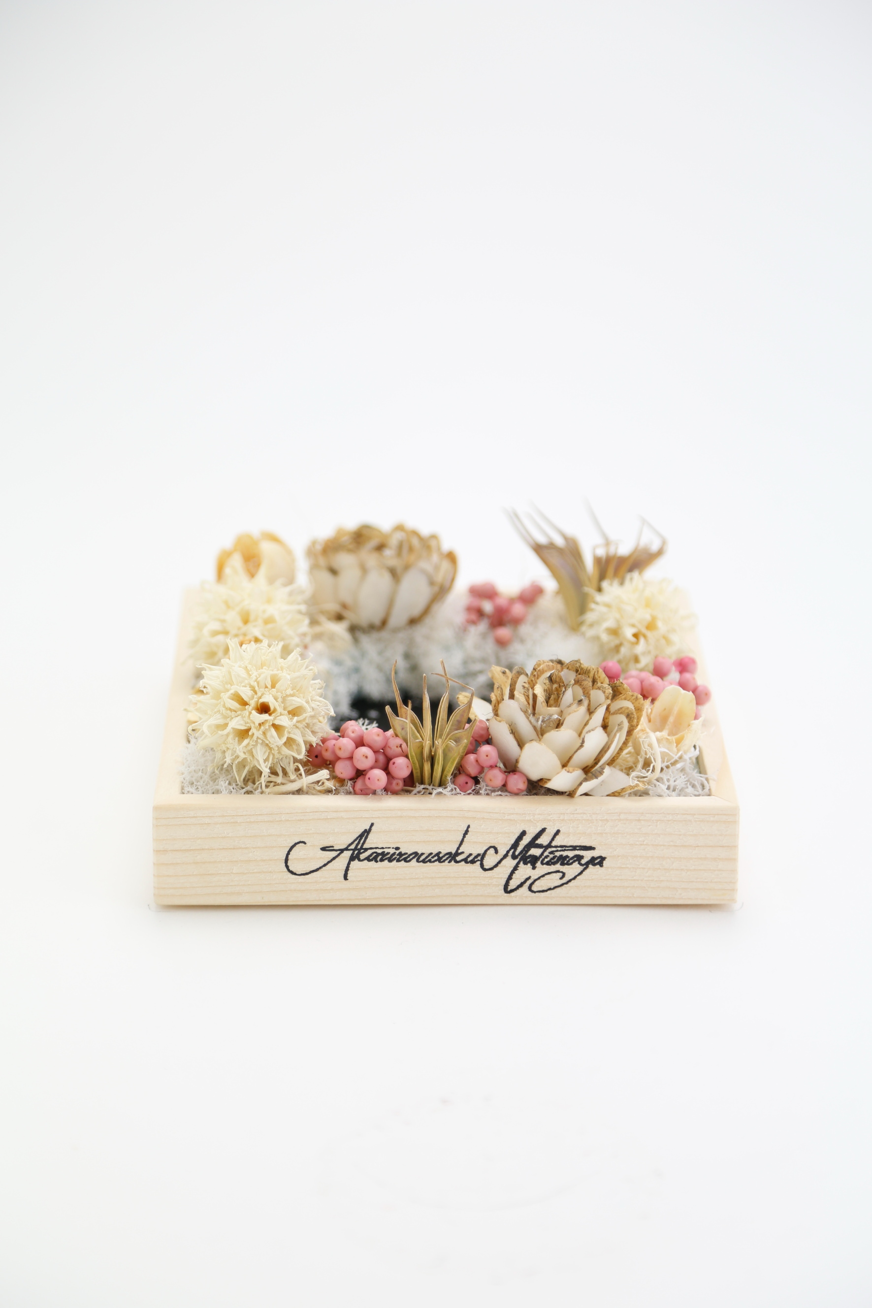 No.207 flower candle stand | gift box 5700
