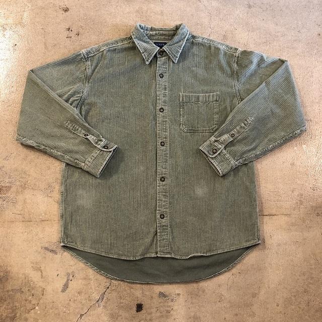 J Crew Corduroy Shirt #TP-522