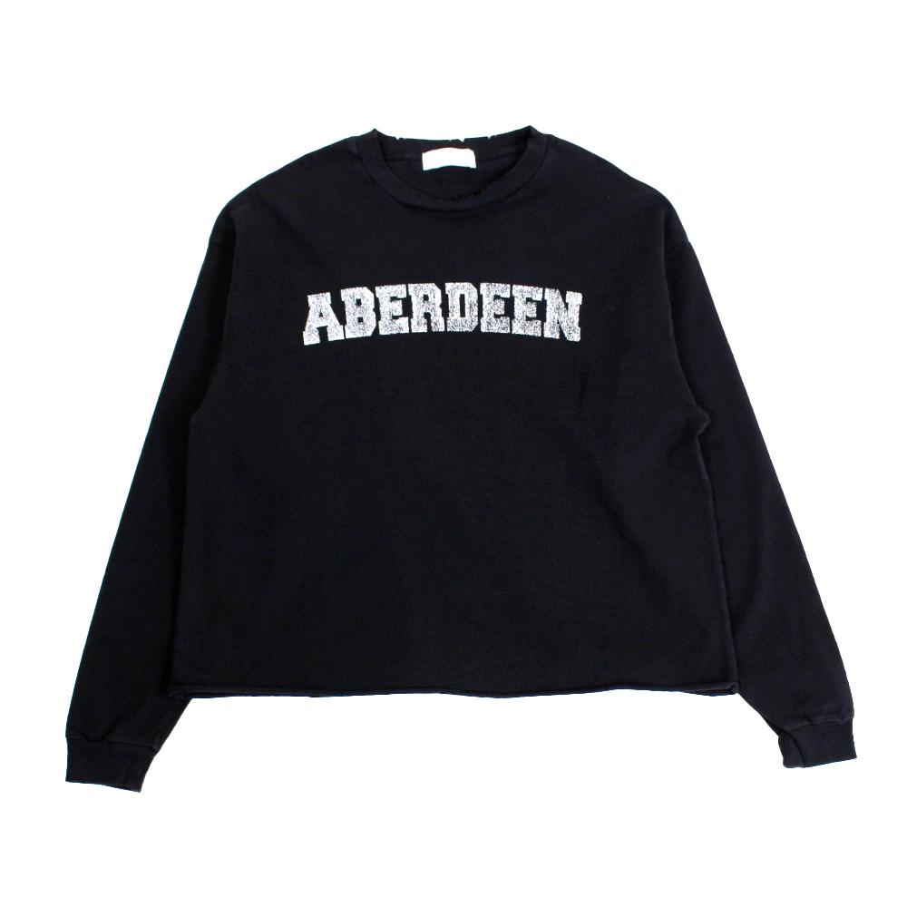 NOTANDUM Aberdeen Logo Long Sleeve Tee