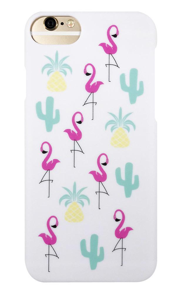 flamingo つや消しハードケース