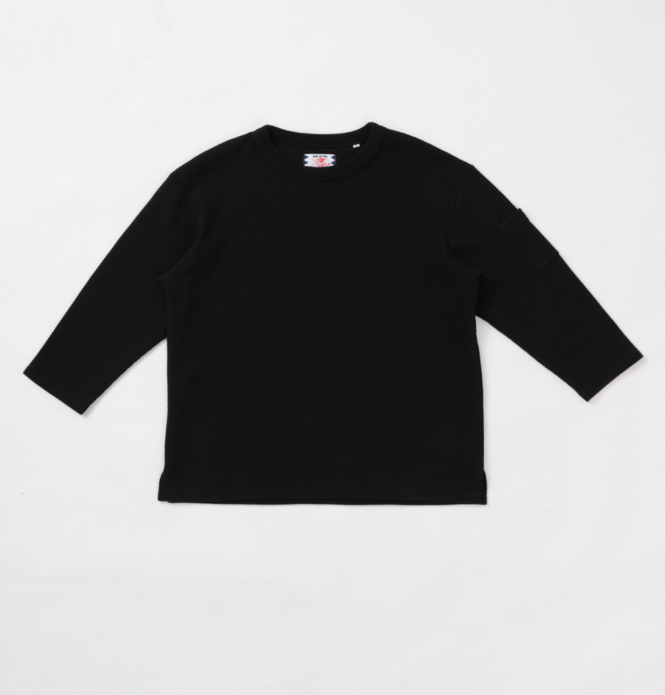 【SON OF THE CHEESE】ARMY TEE(BLACK)