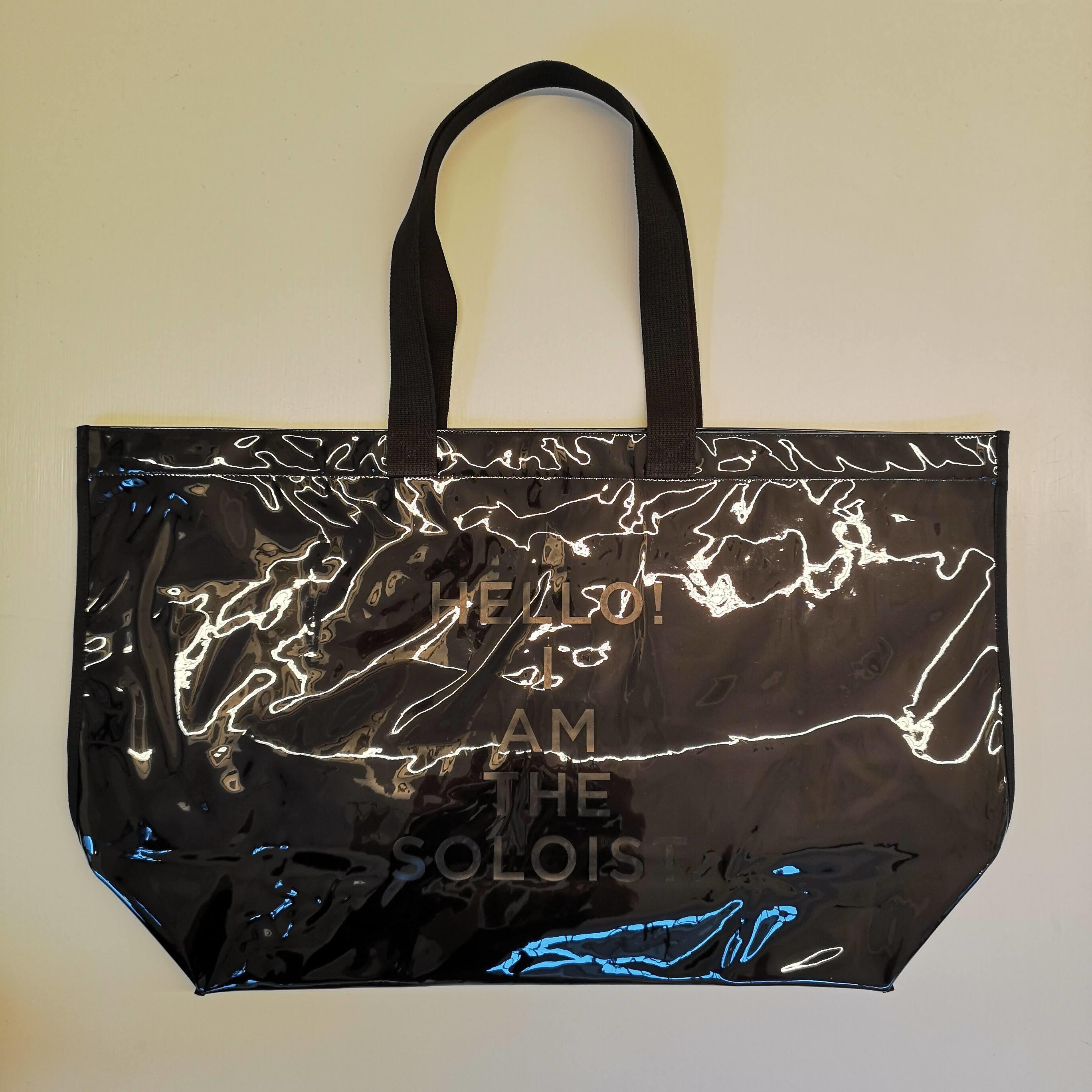 sa.0084aAW18 : grocerystore. bag.-XL-