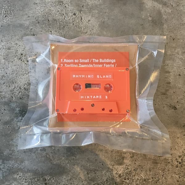 V.A. - Rhyming Slang Mixtape #3 (CASSETTE TAPE+CDR)