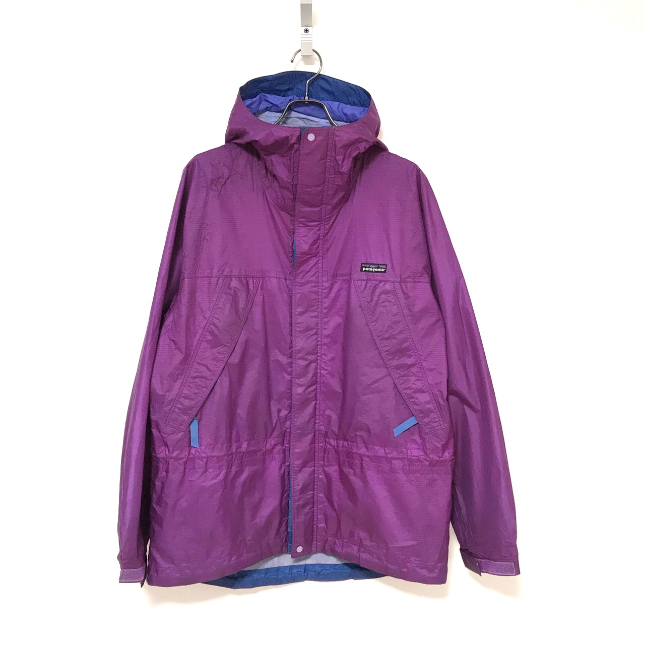 ⑨ 90's Patagonia Super Pluma Jacket Bright Purple M