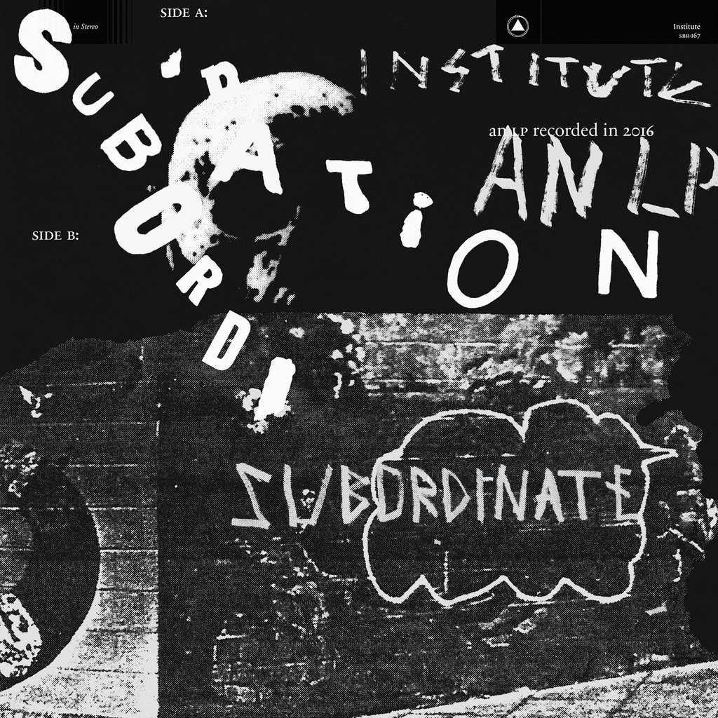 Institute / Subordination(Ltd Vinyl)