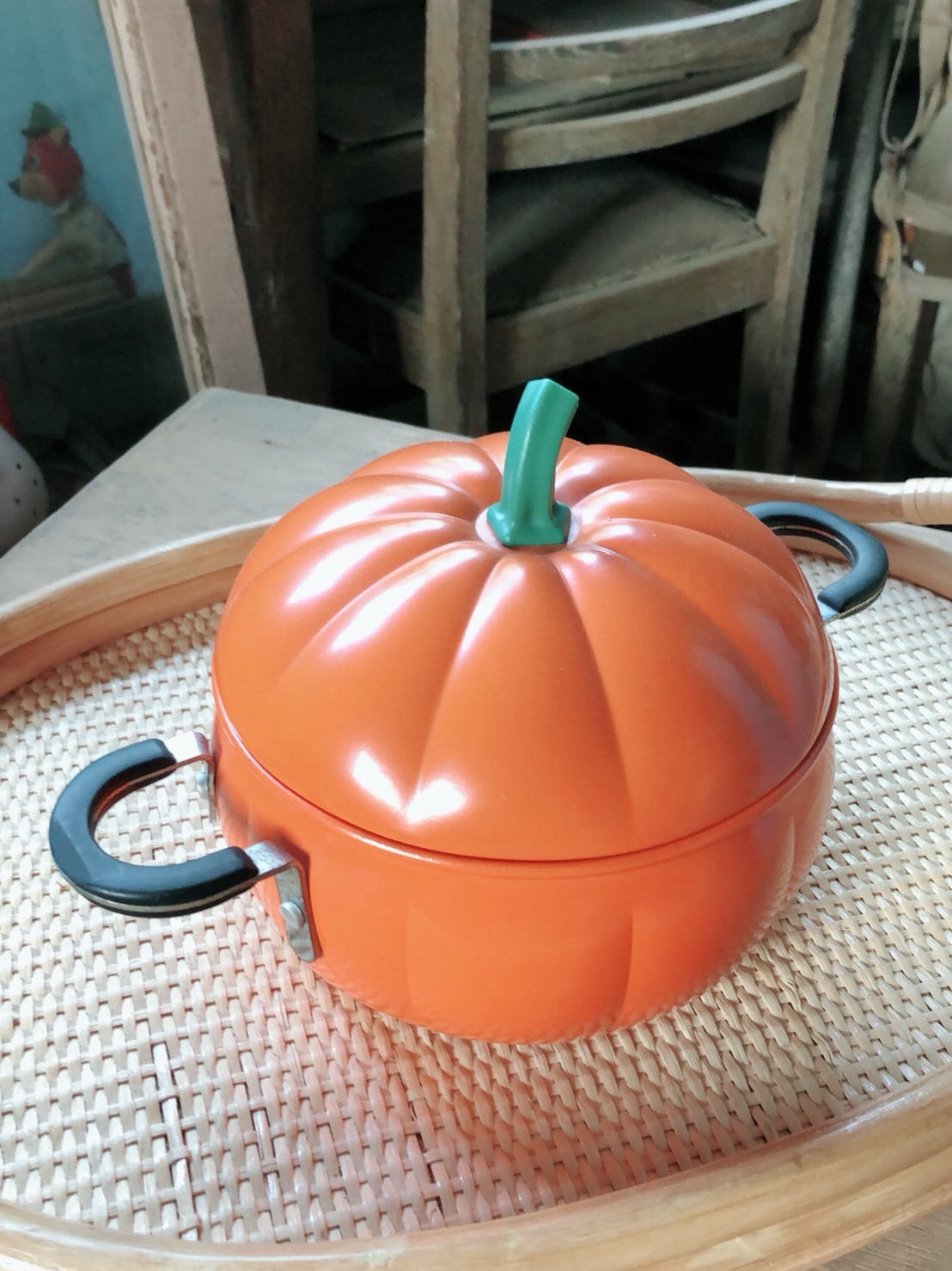 かぼちゃ鍋