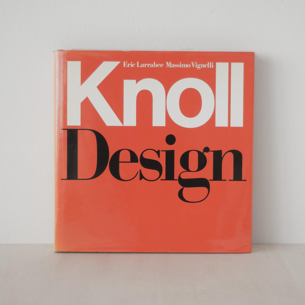 古書 Knoll Design / Eric Larrabee Massimo Vignelli