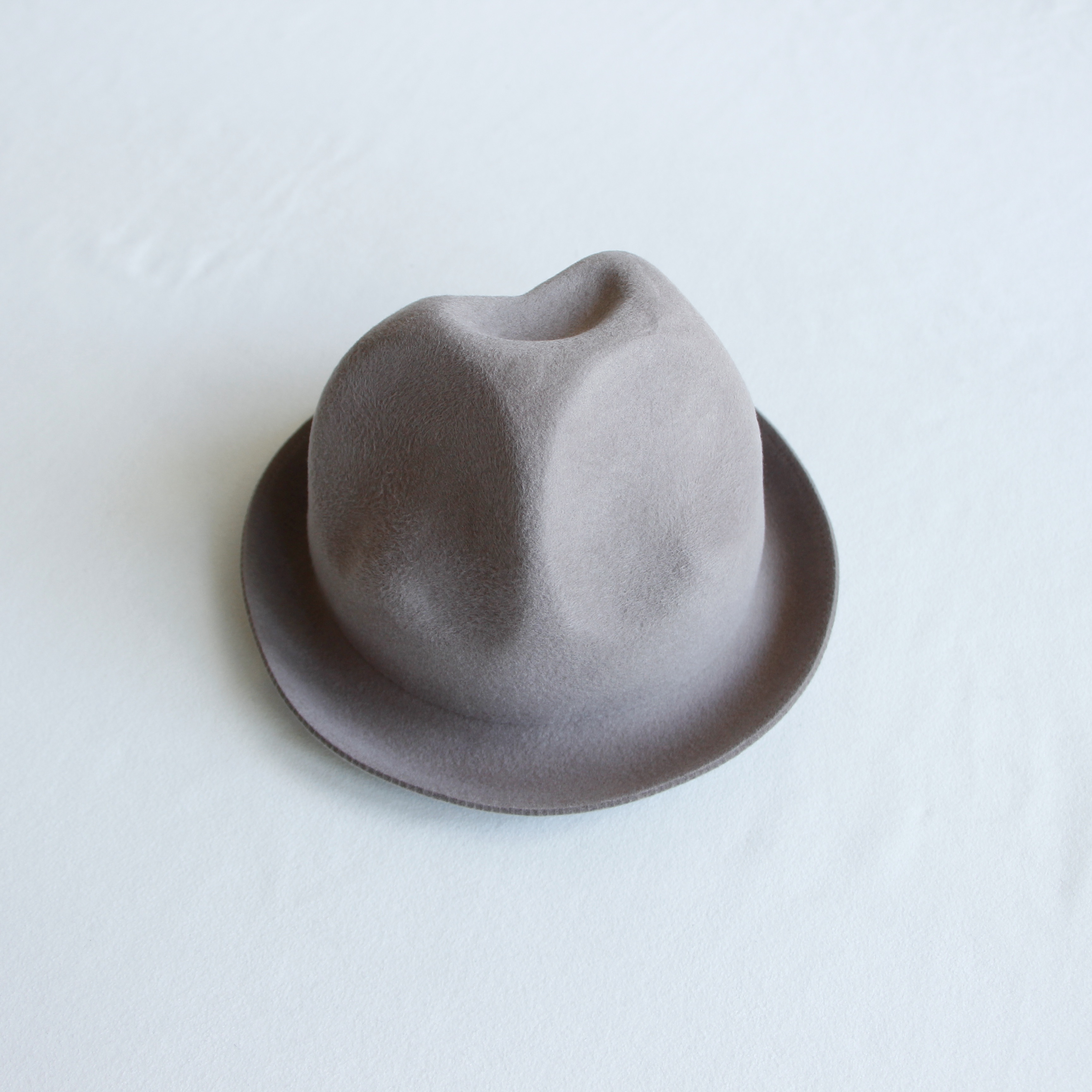 《MOUNTEN. 2020AW》mountain hat / greige