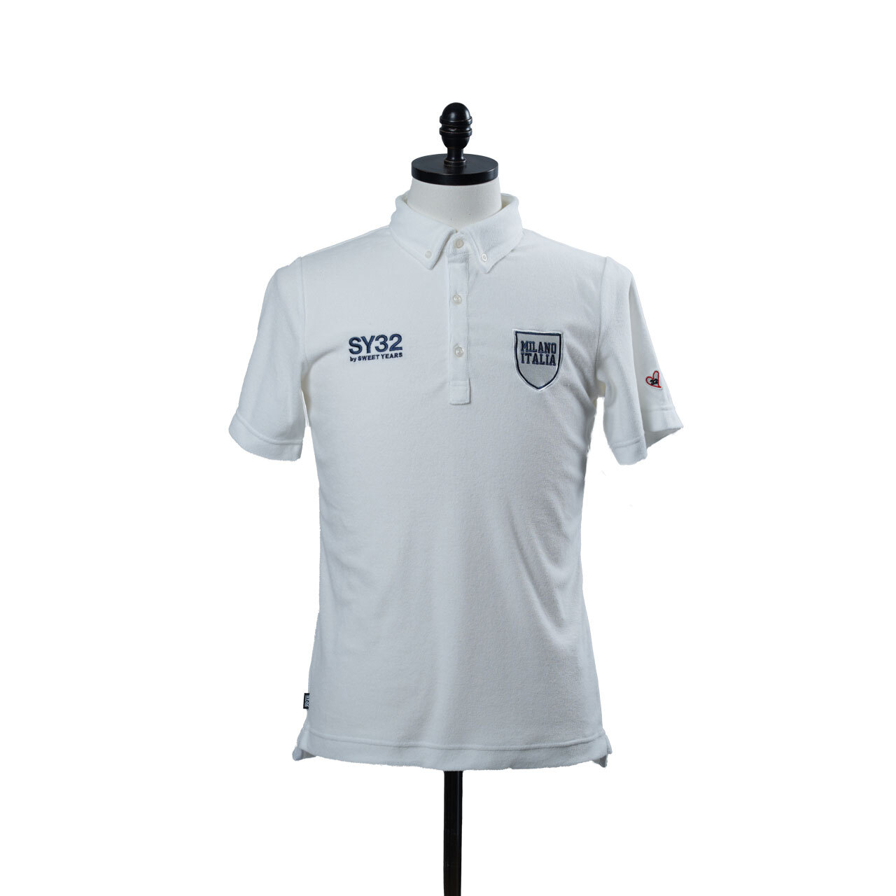 SY32 パイルポロシャツ(8004)