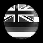 ゴーバッジ(ドーム)(CD0184 - FLAG HAWAII BLACKJACK) - 画像1