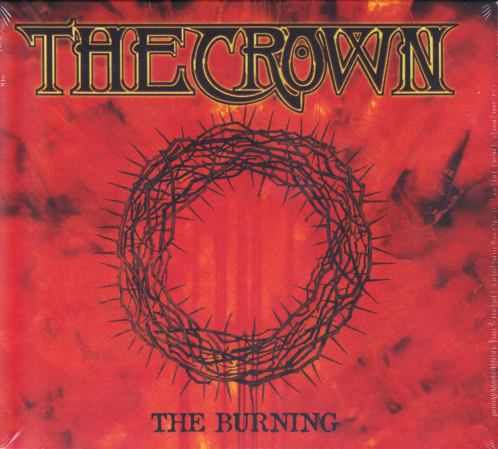 THE CROWN 『The Burning (Digi)』