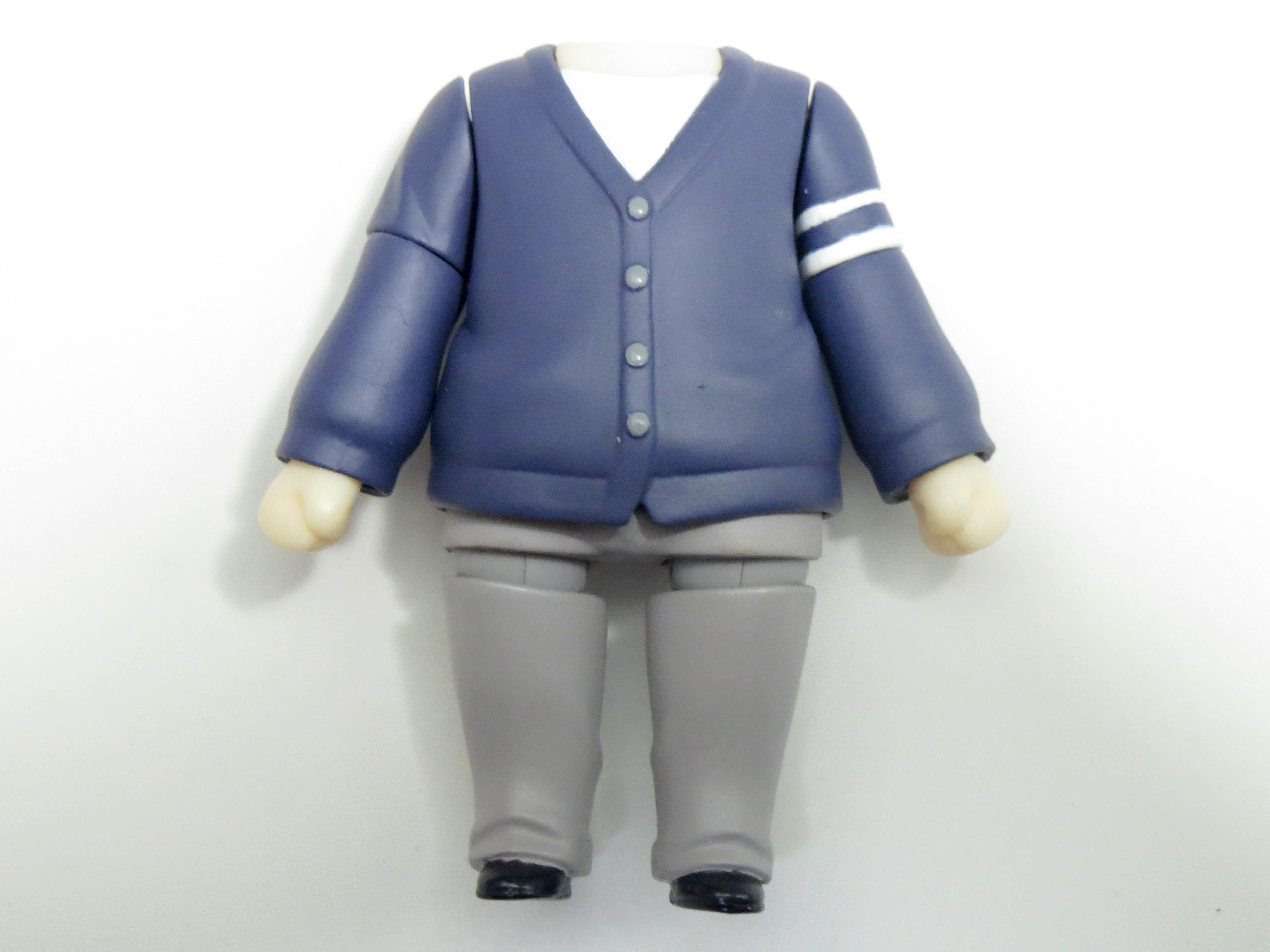 【905】 逢坂壮五 体パーツ 私服 ねんどろいど