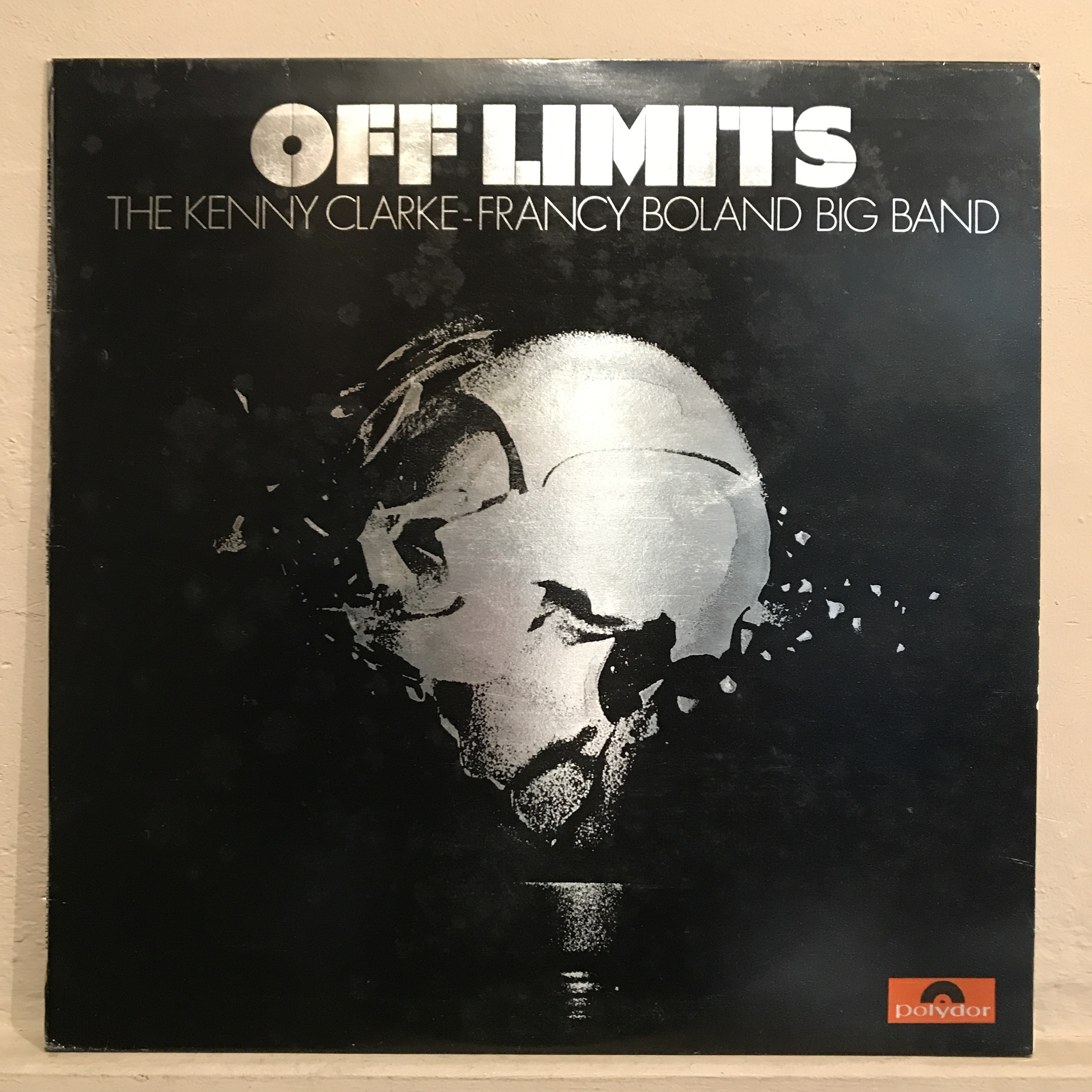 ●THE KENNY CLARKE - FRANCY BOLAND BIG BAND/OFF LIMITS