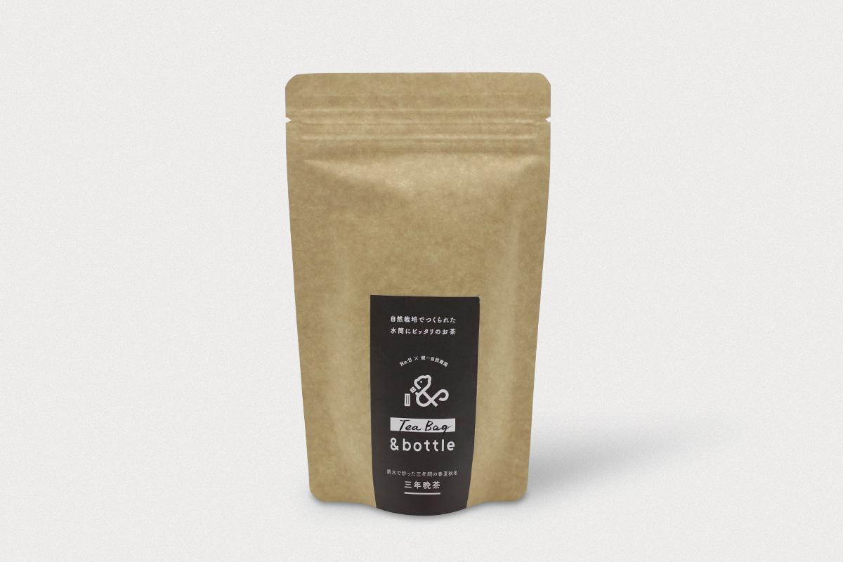 Tea bag / 三年晩茶(番茶)【15個入】