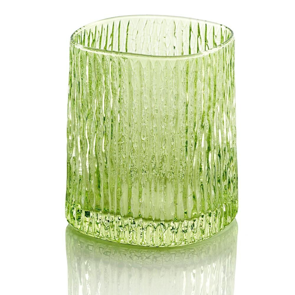 IVV  Green tumbler Niagara【イタリア製ガラス食器】