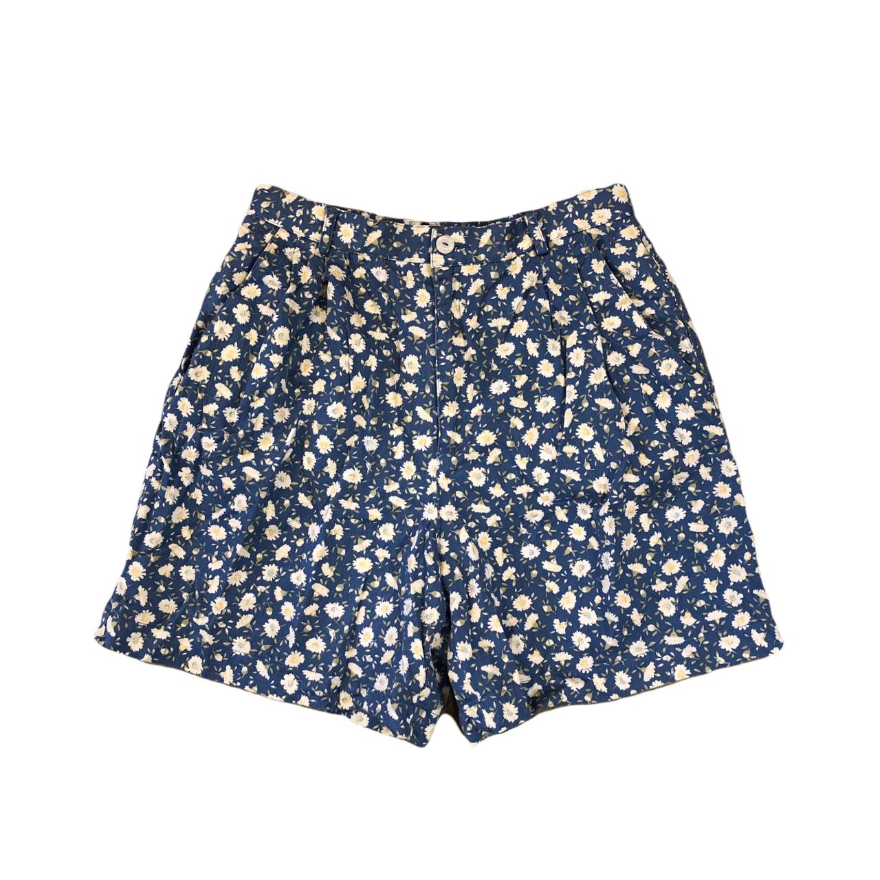 Liz Claiborne Floral Short Pants ¥4,900+tax