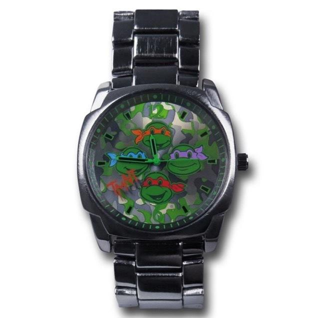 ミュータントタートルズ 腕時計