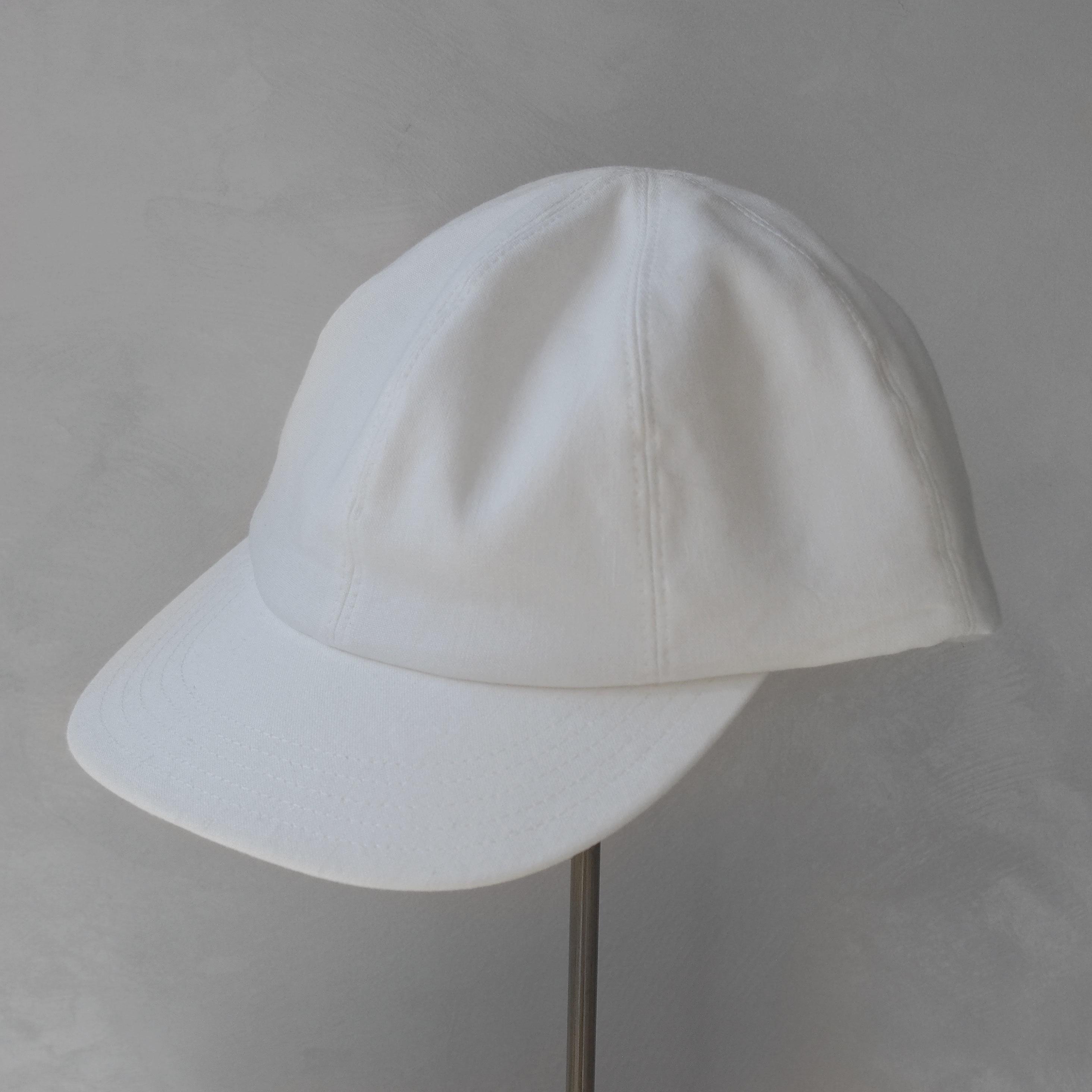 Nine Tailor Fig Cap ECRU