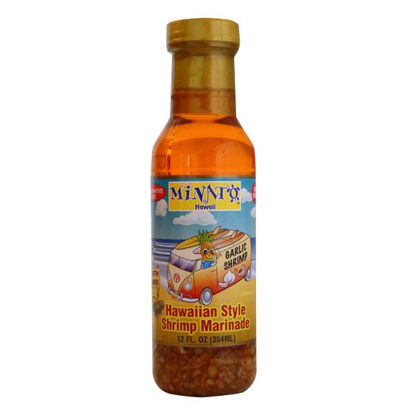 MINATO Hawaiian Style Shrimp Marinade 12oz