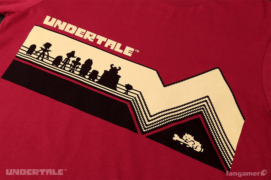 UNDERTALE LINE-T  (Fangamer ver.)  / UNDERTALE ( アンダーテイル )
