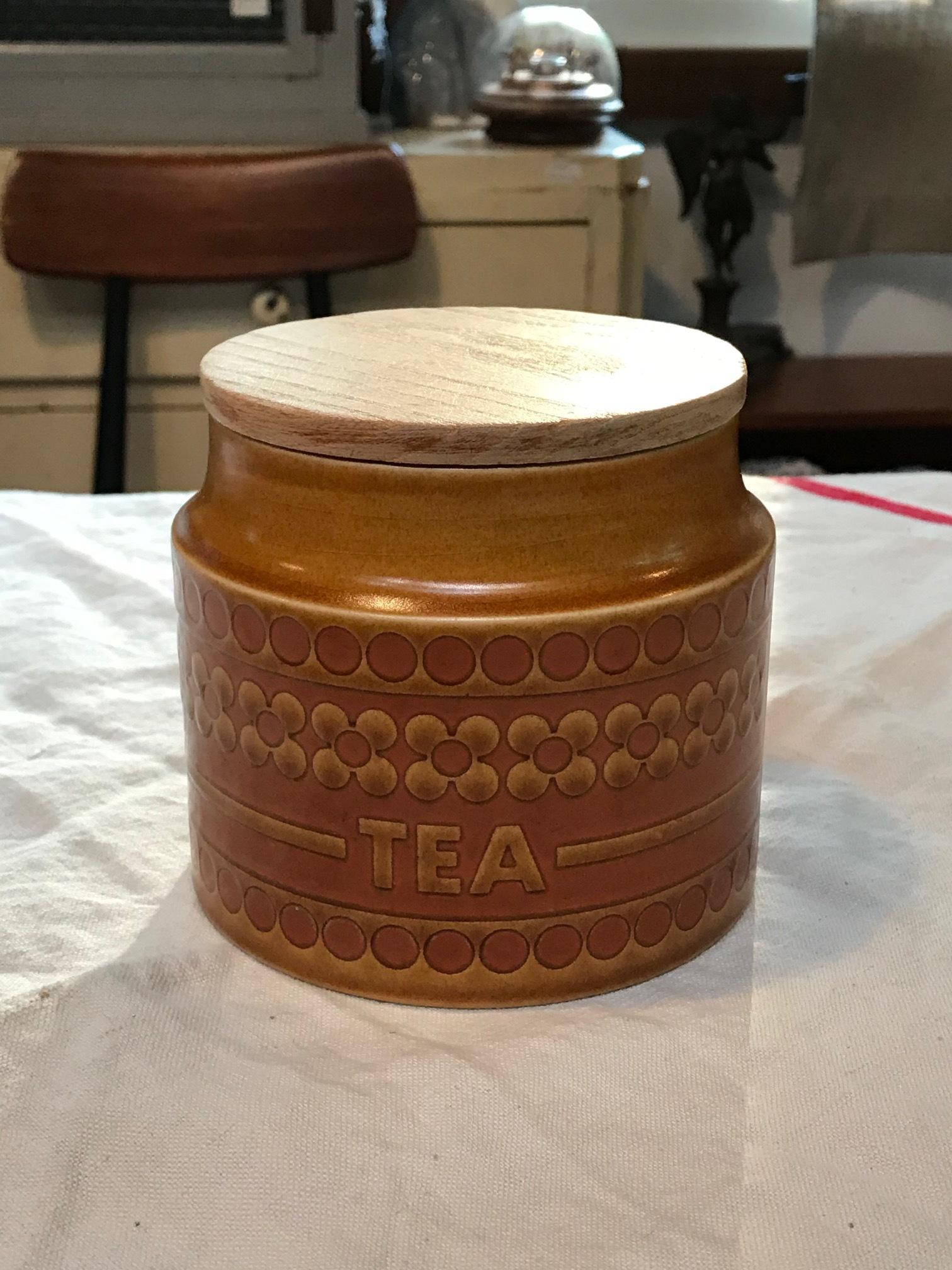 <ホーンジー>Hornsea saffron キャニスター TEA