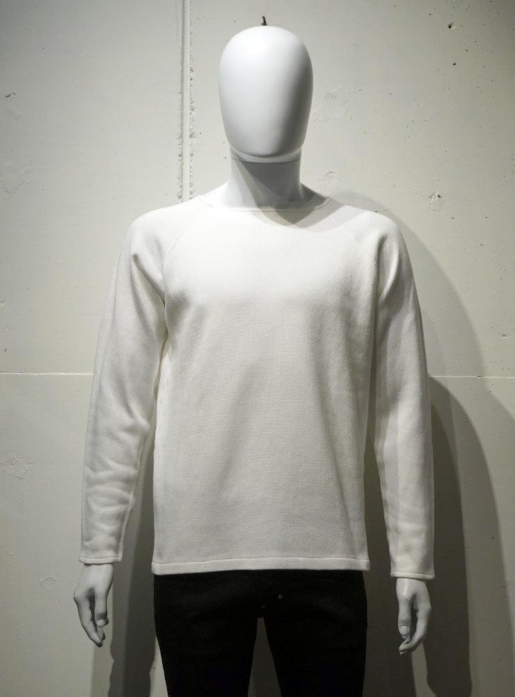 FUJITO L/S Basque Shirt  ホワイト