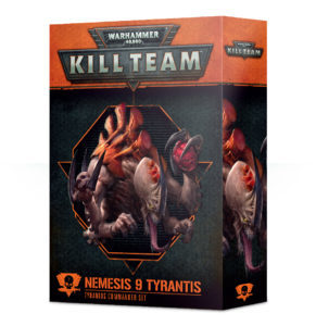 KILLTEAM COMMANDER: NEMESIS 9 TYRANTIS 日本語版