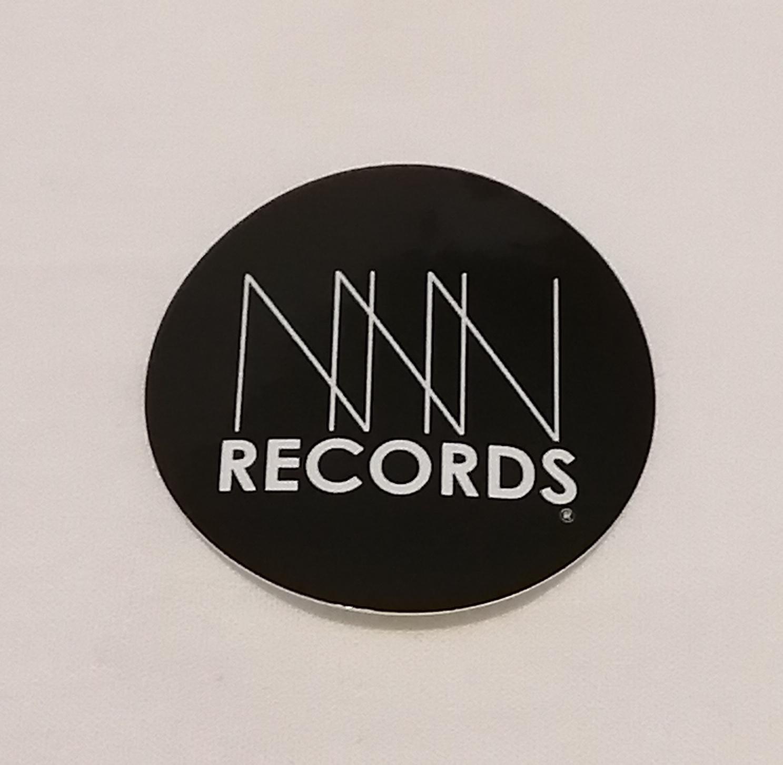 NNN RECORDS Original ステッカー(3枚セット)