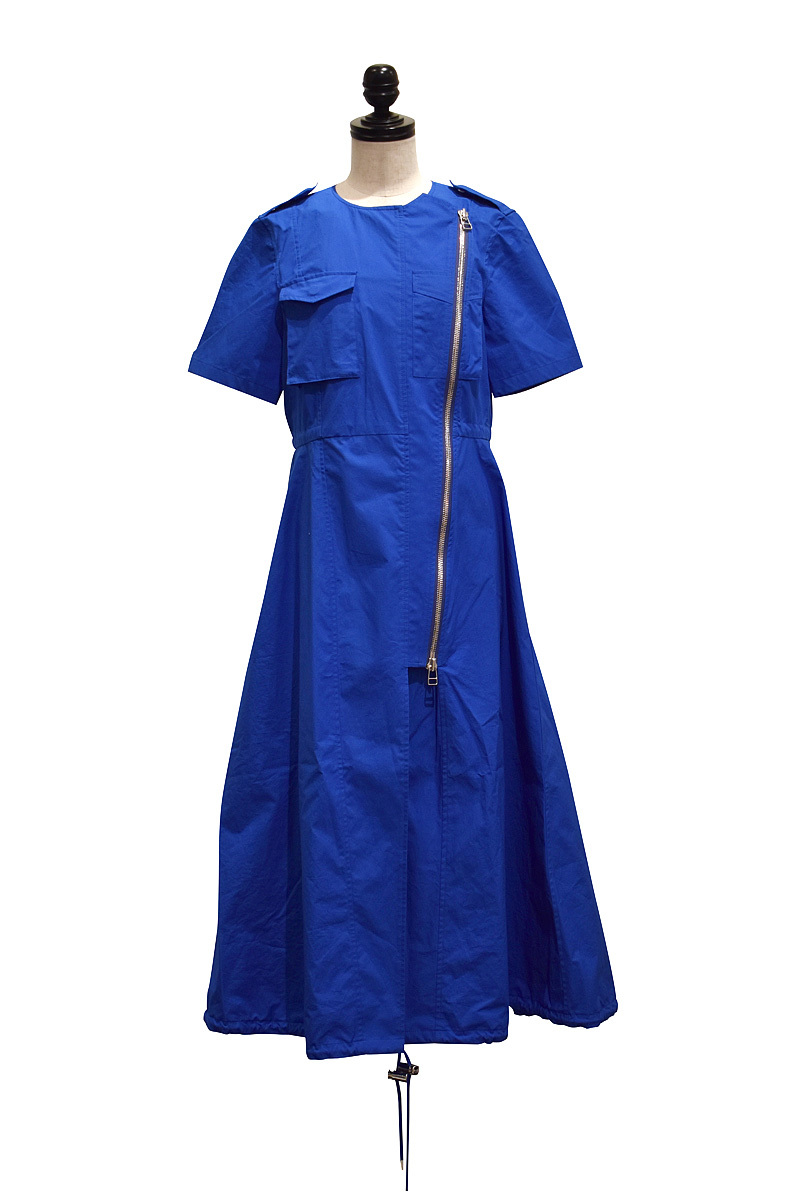 ATSUSHI NAKASHIMA / 18S-AOP01 / BLUE