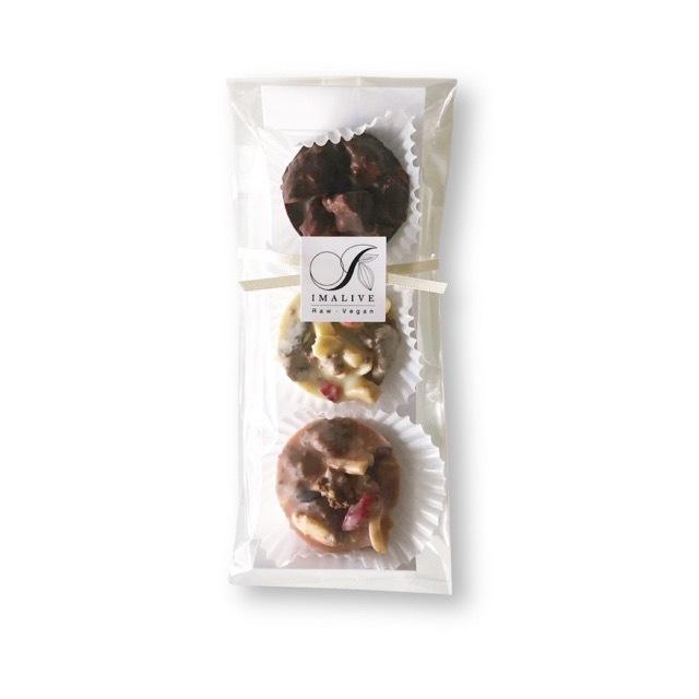 raw granola 3 / ローグラノラ 3 / raw chocolate