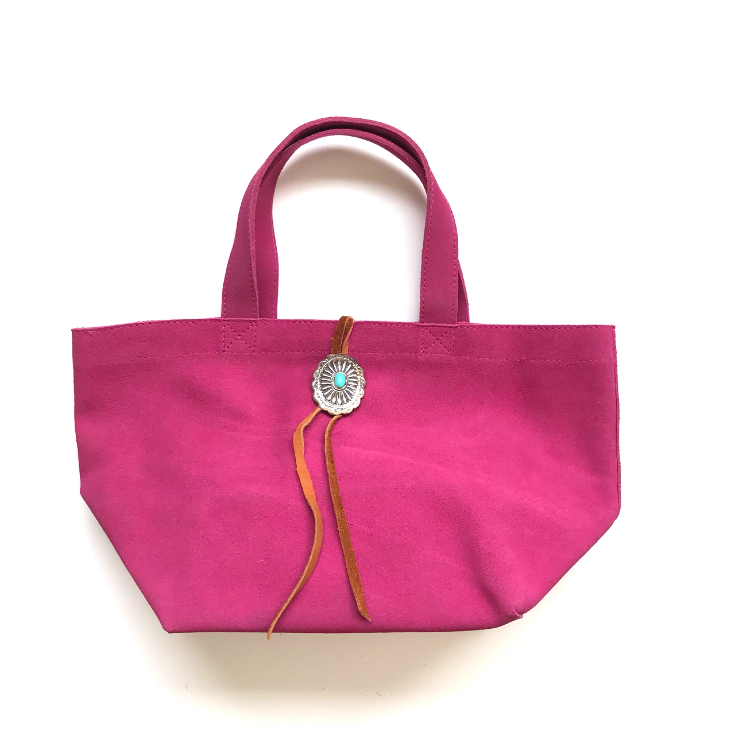 concho totebag 〈pink〉