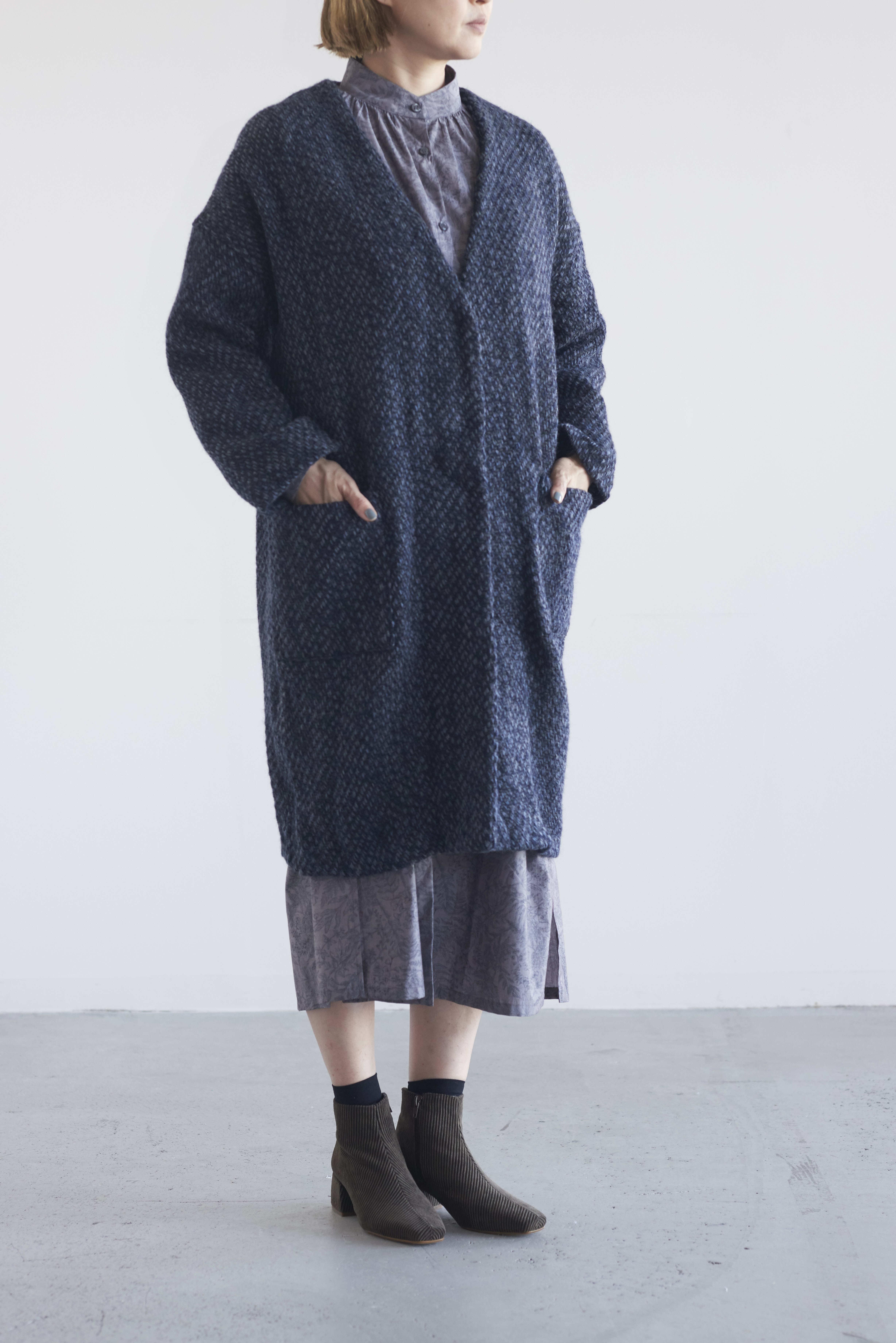 John Branigan V Coat