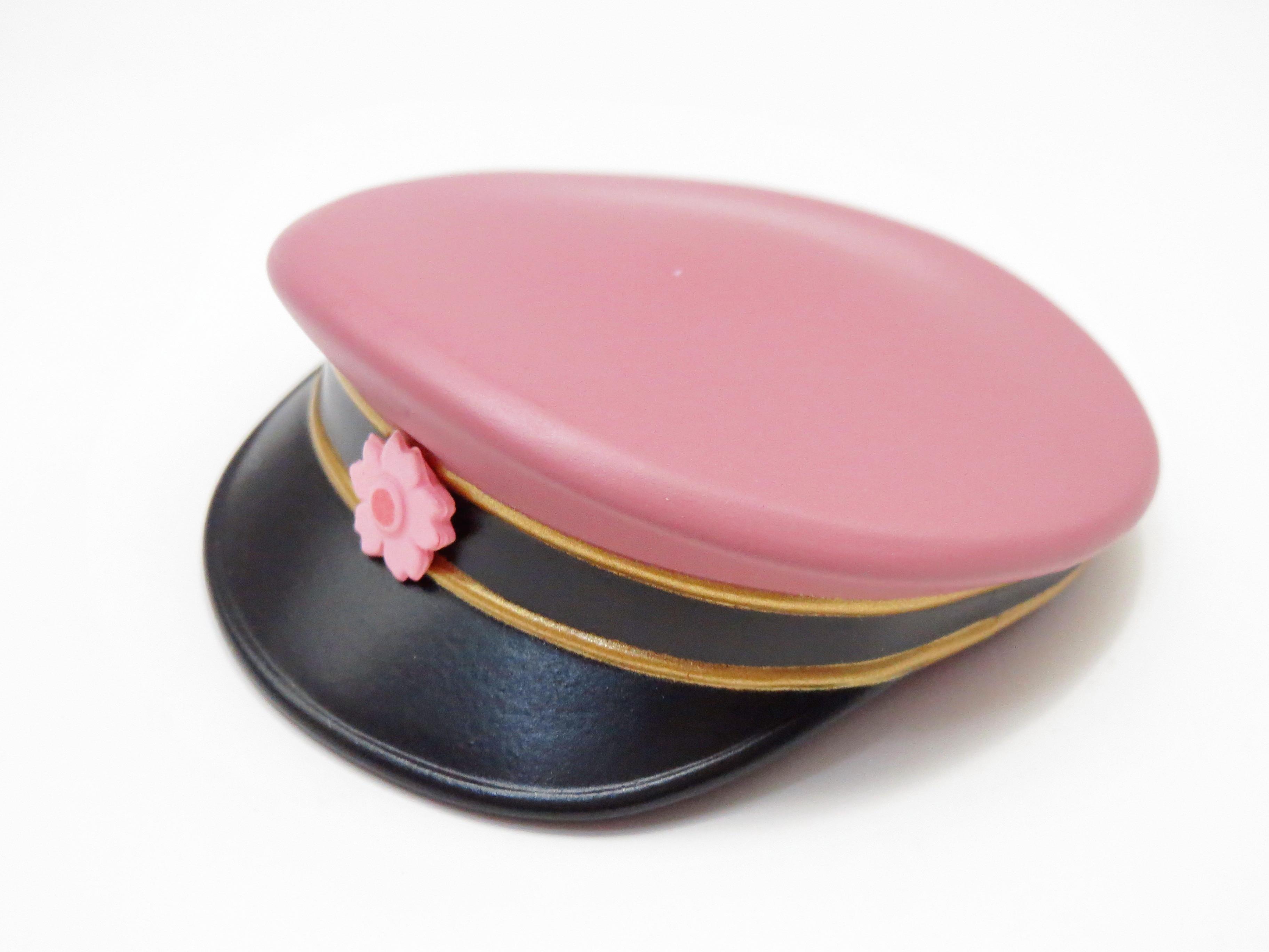 再入荷【480】 初音ミク 千本桜Ver. 小物パーツ 帽子 ねんどろいど