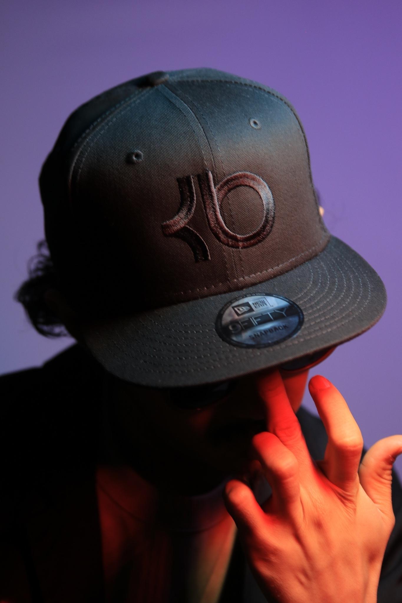 KB NEWERA 9FIFTY SNAPBACK CAP [BLACK]