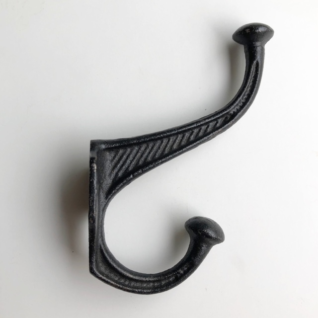 Wall hook  / Black