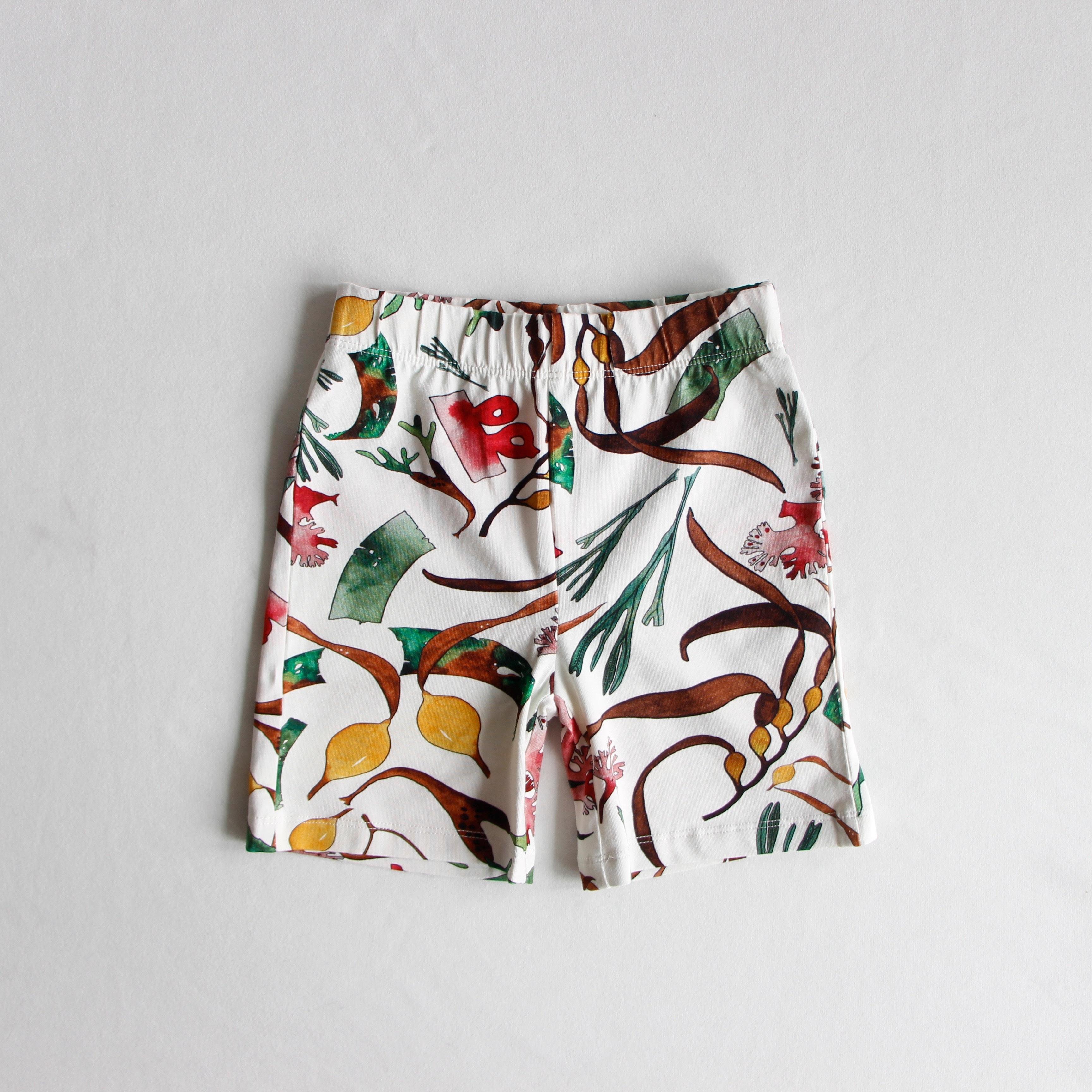 《WAWA 2020SS》Shorts / Seaweed