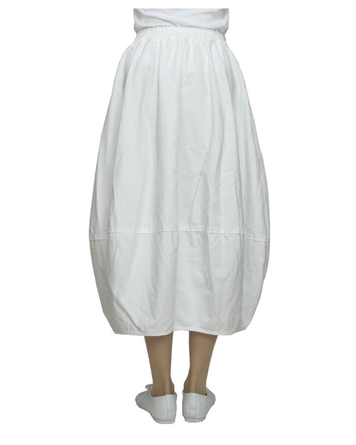 FS tack cocoon skirt Lot:25010 - 画像2