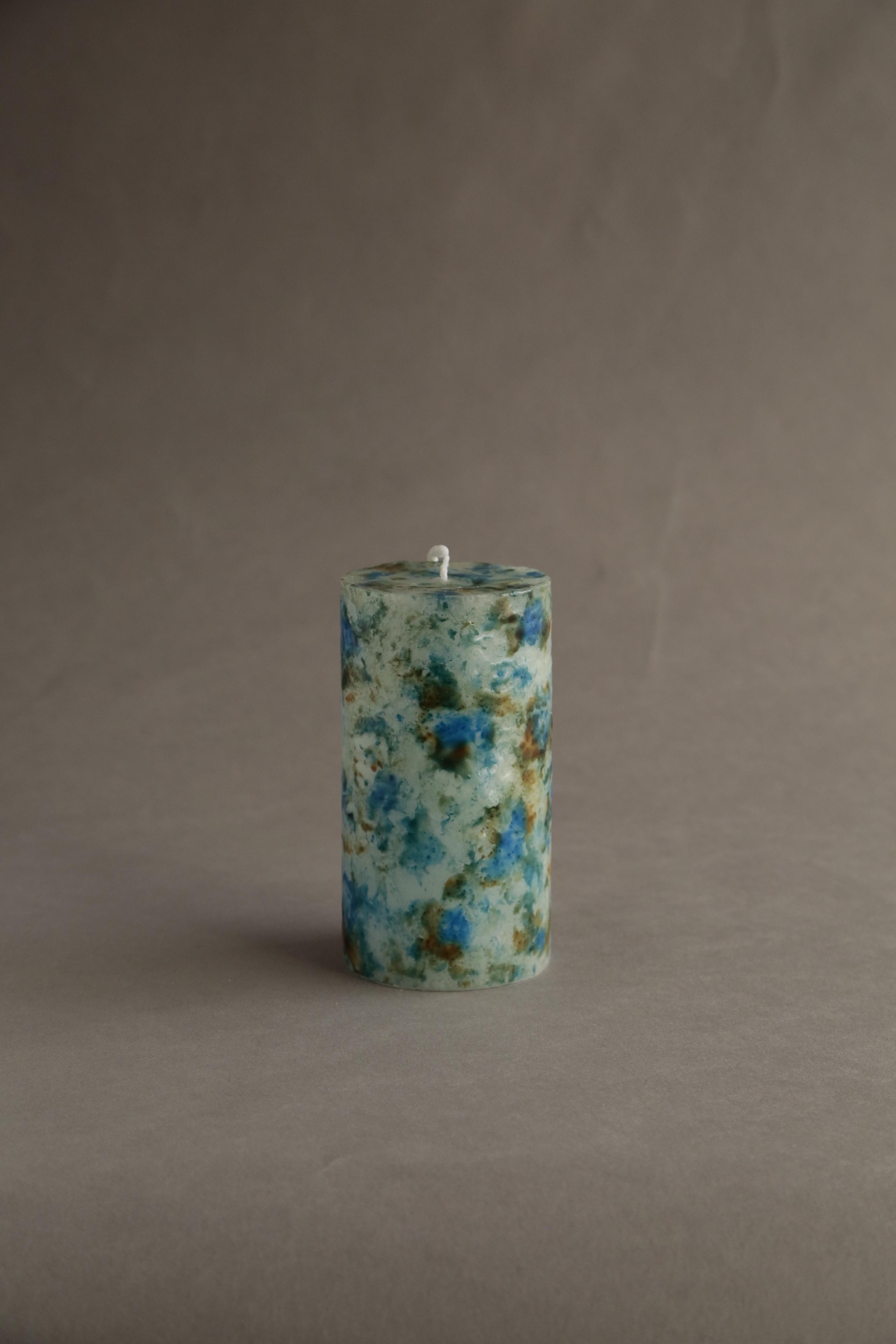 No.614 MIX (cylinder76-M-3000) candle キャンドル