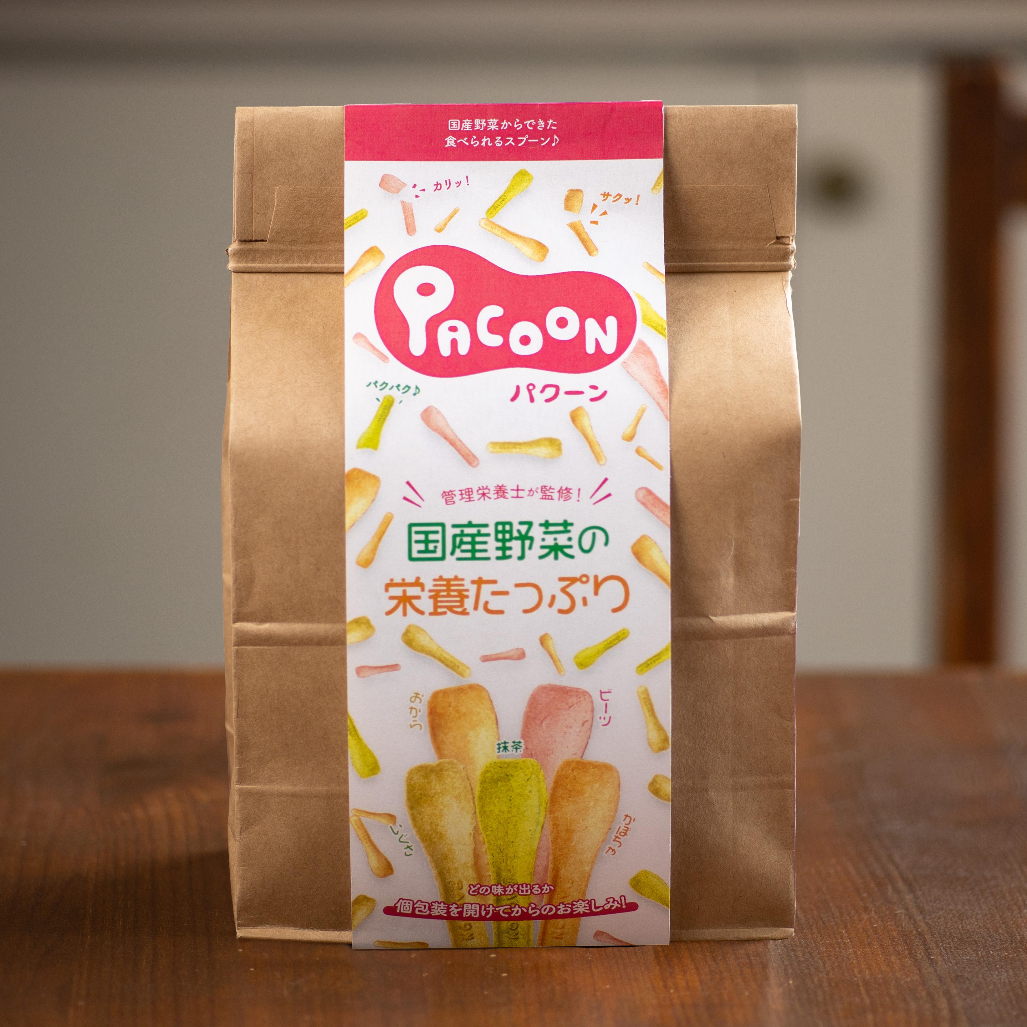PACOON 5種ミックス (50本入)    発売記念価格