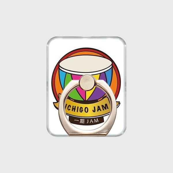 一期JAM スマホリング ゴールド