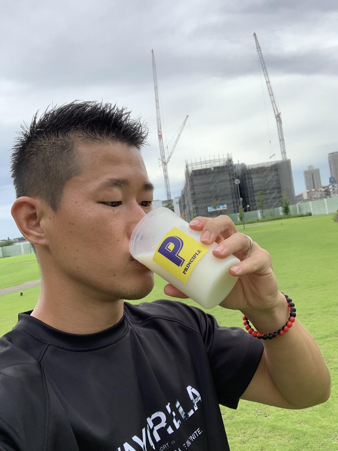 NIGHT RECOVERY PROTEIN450g ミルクティ風味
