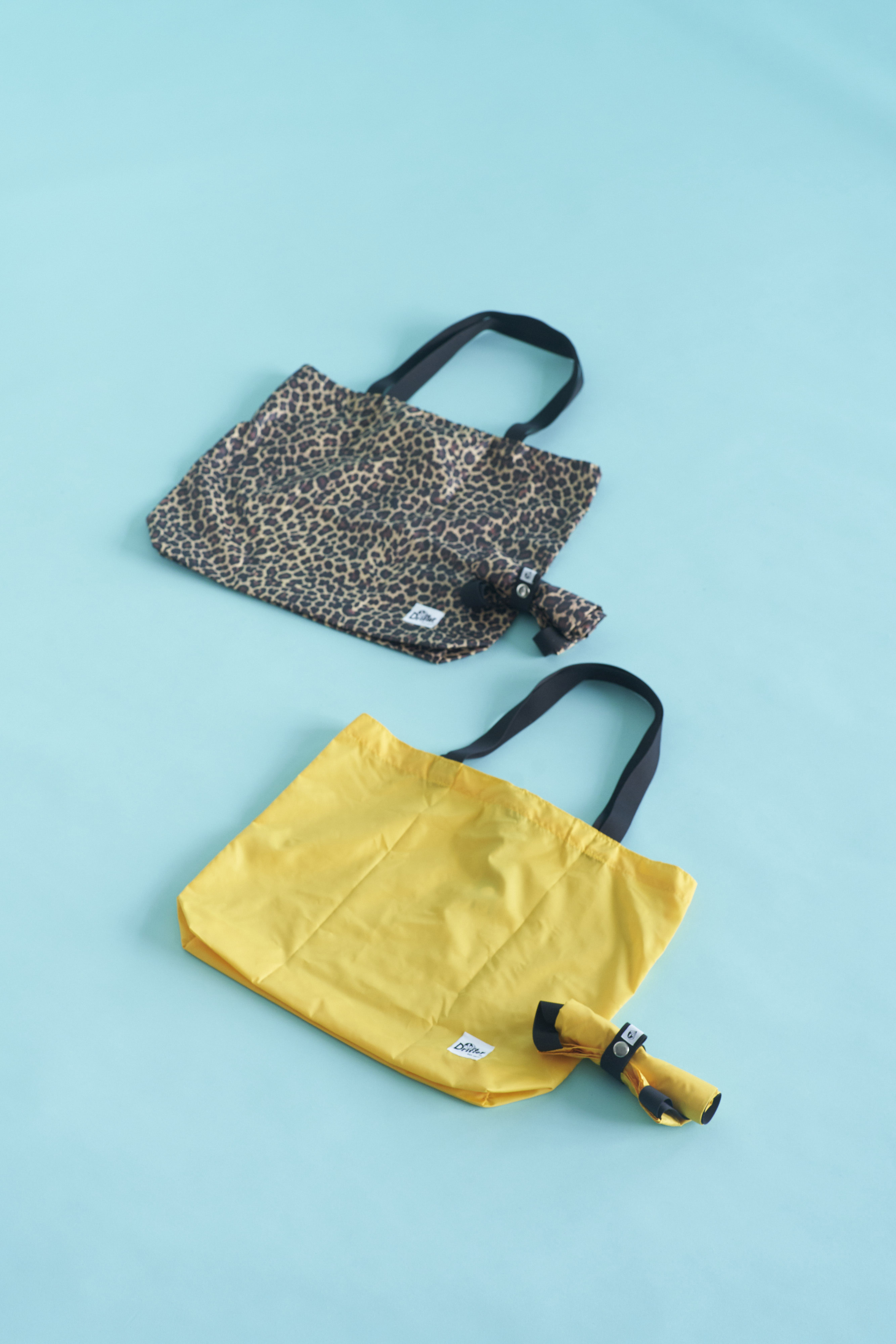 Drifter packable eco tote bag