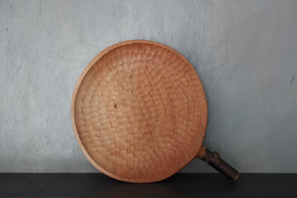 工房ぐるり 7寸皿 ( さくら )