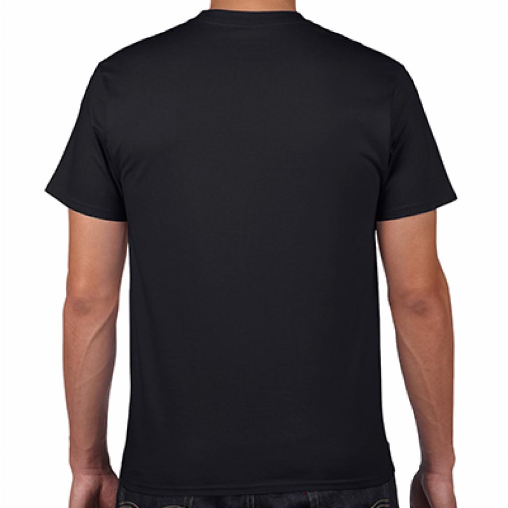 ahahahana/BLK/モノトーン【シンプルデザインTシャツ】©mayu_color.888