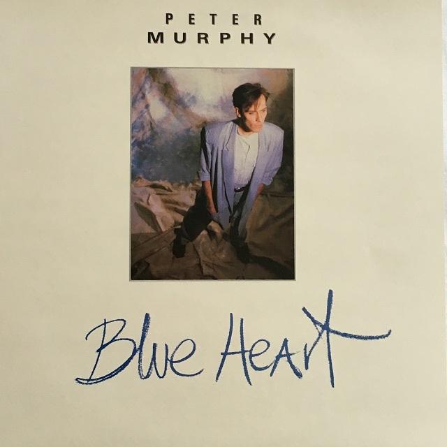 【12inch・英盤】Peter Murphy / Blue Heart