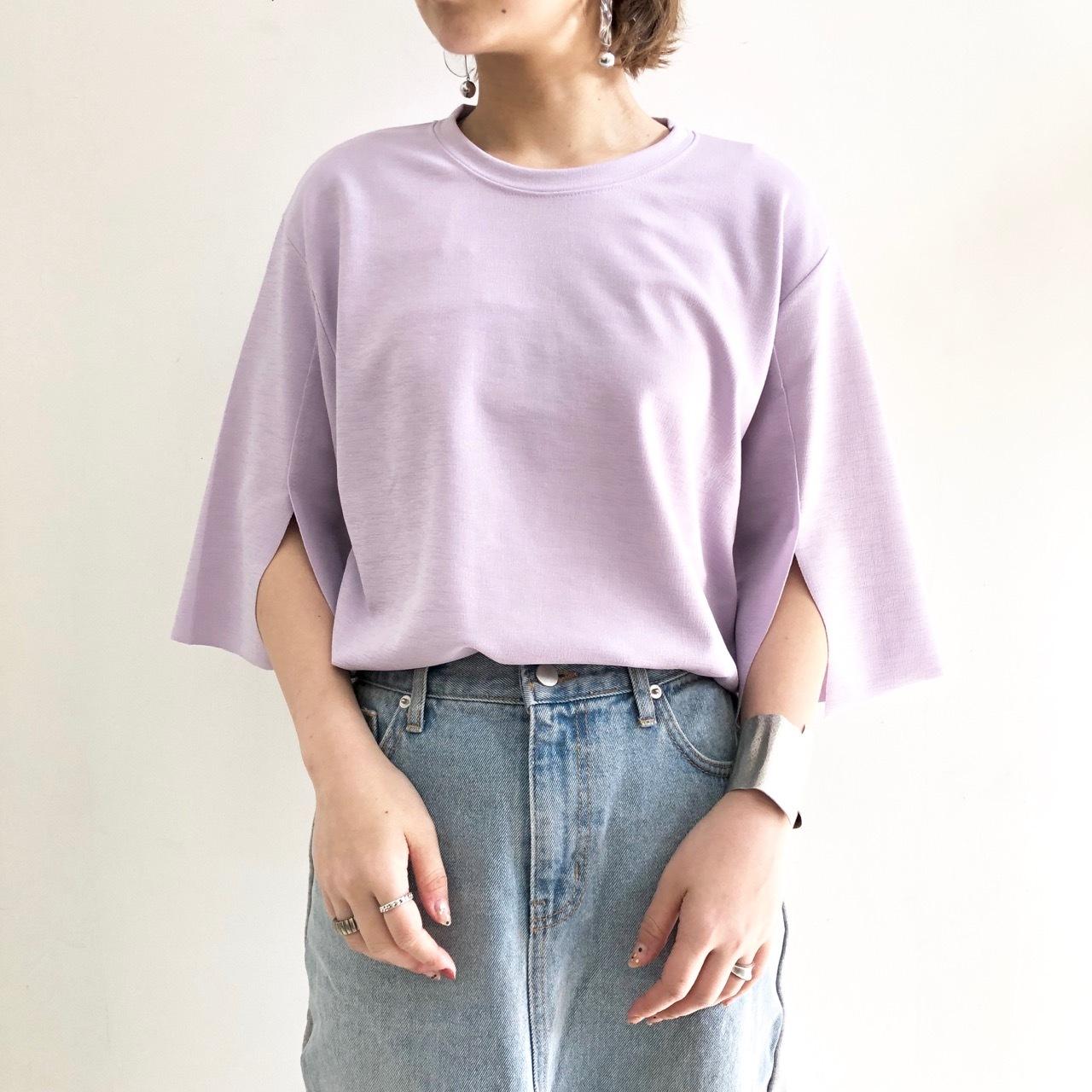 【 Days 】スリットビッグTeeシャツ